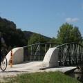 Brücke im Altmuehltal