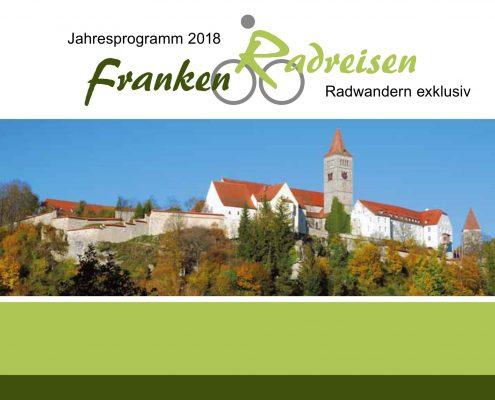 Franken-Radreisen Jahresprogramm 2018