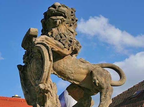 Bayerischer Löwe